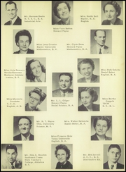 Page 11, 1950 Edition, Brownwood High School - Pecan Yearbook (Brownwood, TX) online yearbook collection