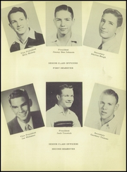 Page 15, 1950 Edition, Brownwood High School - Pecan Yearbook (Brownwood, TX) online yearbook collection