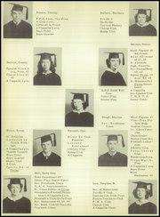Page 16, 1950 Edition, Brownwood High School - Pecan Yearbook (Brownwood, TX) online yearbook collection