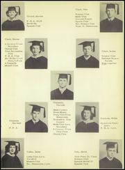 Page 19, 1950 Edition, Brownwood High School - Pecan Yearbook (Brownwood, TX) online yearbook collection
