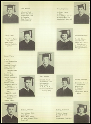 Page 20, 1950 Edition, Brownwood High School - Pecan Yearbook (Brownwood, TX) online yearbook collection