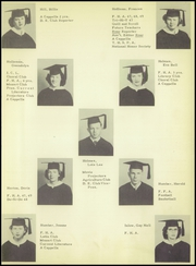 Page 23, 1950 Edition, Brownwood High School - Pecan Yearbook (Brownwood, TX) online yearbook collection