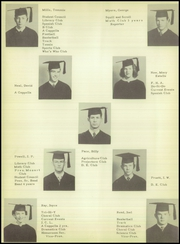 Page 26, 1950 Edition, Brownwood High School - Pecan Yearbook (Brownwood, TX) online yearbook collection