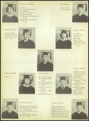 Page 28, 1950 Edition, Brownwood High School - Pecan Yearbook (Brownwood, TX) online yearbook collection
