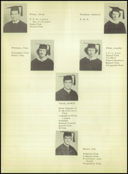 Page 30, 1950 Edition, Brownwood High School - Pecan Yearbook (Brownwood, TX) online yearbook collection