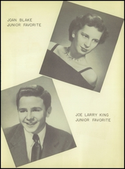 Page 31, 1950 Edition, Brownwood High School - Pecan Yearbook (Brownwood, TX) online yearbook collection