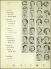 Page 33, 1950 Edition, Brownwood High School - Pecan Yearbook (Brownwood, TX) online yearbook collection