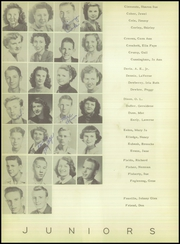 Page 34, 1950 Edition, Brownwood High School - Pecan Yearbook (Brownwood, TX) online yearbook collection