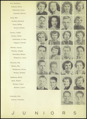 Page 35, 1950 Edition, Brownwood High School - Pecan Yearbook (Brownwood, TX) online yearbook collection