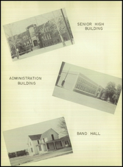 Page 8, 1950 Edition, Brownwood High School - Pecan Yearbook (Brownwood, TX) online yearbook collection