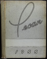 Brownwood High School - Pecan Yearbook (Brownwood, TX) online yearbook collection, 1955 Edition, Page 1