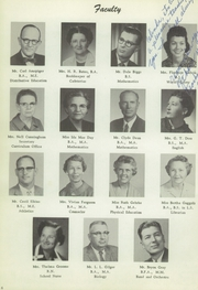 Page 10, 1960 Edition, Brownwood High School - Pecan Yearbook (Brownwood, TX) online yearbook collection