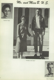 Page 14, 1960 Edition, Brownwood High School - Pecan Yearbook (Brownwood, TX) online yearbook collection