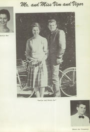 Page 15, 1960 Edition, Brownwood High School - Pecan Yearbook (Brownwood, TX) online yearbook collection