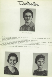 Page 6, 1960 Edition, Brownwood High School - Pecan Yearbook (Brownwood, TX) online yearbook collection