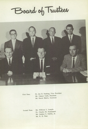 Page 7, 1960 Edition, Brownwood High School - Pecan Yearbook (Brownwood, TX) online yearbook collection
