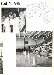 Page 11, 1966 Edition, Brownwood High School - Pecan Yearbook (Brownwood, TX) online yearbook collection