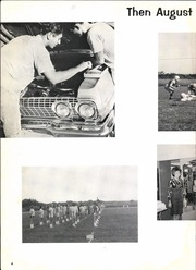 Page 8, 1966 Edition, Brownwood High School - Pecan Yearbook (Brownwood, TX) online yearbook collection
