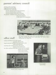 Page 10, 1958 Edition, Nicolet High School - Shield Yearbook (Glendale, WI) online yearbook collection