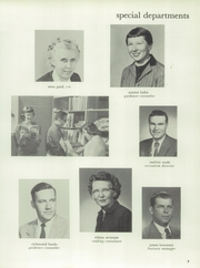 Page 11, 1958 Edition, Nicolet High School - Shield Yearbook (Glendale, WI) online yearbook collection