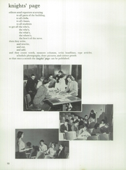 Page 16, 1958 Edition, Nicolet High School - Shield Yearbook (Glendale, WI) online yearbook collection