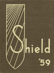 Page 1, 1959 Edition, Nicolet High School - Shield Yearbook (Glendale, WI) online yearbook collection