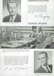 Page 8, 1959 Edition, Nicolet High School - Shield Yearbook (Glendale, WI) online yearbook collection