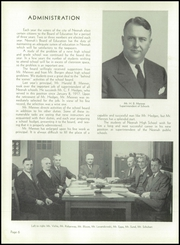 Page 10, 1947 Edition, Neenah High School - Rocket Yearbook (Neenah, WI) online yearbook collection