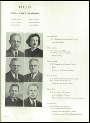 Page 12, 1947 Edition, Neenah High School - Rocket Yearbook (Neenah, WI) online yearbook collection