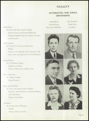 Page 13, 1947 Edition, Neenah High School - Rocket Yearbook (Neenah, WI) online yearbook collection