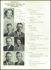 Page 16, 1947 Edition, Neenah High School - Rocket Yearbook (Neenah, WI) online yearbook collection