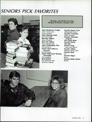 Page 17, 1987 Edition, Neenah High School - Rocket Yearbook (Neenah, WI) online yearbook collection