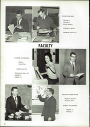 Page 10, 1967 Edition, River Valley High School - Hawk Yearbook (Spring Green, WI) online yearbook collection