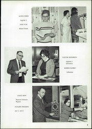 Page 11, 1967 Edition, River Valley High School - Hawk Yearbook (Spring Green, WI) online yearbook collection