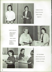 Page 12, 1967 Edition, River Valley High School - Hawk Yearbook (Spring Green, WI) online yearbook collection