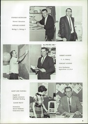 Page 13, 1967 Edition, River Valley High School - Hawk Yearbook (Spring Green, WI) online yearbook collection