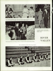 Page 8, 1968 Edition, River Valley High School - Hawk Yearbook (Spring Green, WI) online yearbook collection