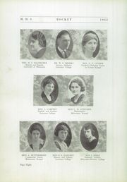 Page 12, 1922 Edition, Mayville High School - Rocket Yearbook (Mayville, WI) online yearbook collection