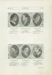 Page 15, 1922 Edition, Mayville High School - Rocket Yearbook (Mayville, WI) online yearbook collection