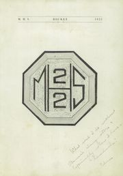 Page 5, 1922 Edition, Mayville High School - Rocket Yearbook (Mayville, WI) online yearbook collection