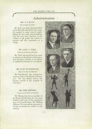 Page 15, 1931 Edition, Mayville High School - Rocket Yearbook (Mayville, WI) online yearbook collection