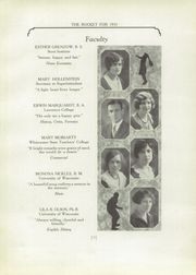 Page 17, 1931 Edition, Mayville High School - Rocket Yearbook (Mayville, WI) online yearbook collection