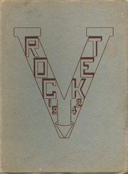 1942 Edition, Mayville High School - Rocket Yearbook (Mayville, WI)