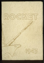 1943 Edition, Mayville High School - Rocket Yearbook (Mayville, WI)
