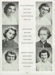 Page 16, 1951 Edition, Mayville High School - Rocket Yearbook (Mayville, WI) online yearbook collection