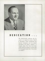 Page 6, 1951 Edition, Mayville High School - Rocket Yearbook (Mayville, WI) online yearbook collection