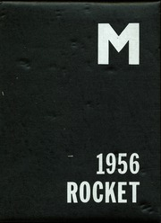 1956 Edition, Mayville High School - Rocket Yearbook (Mayville, WI)