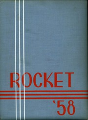 1958 Edition, Mayville High School - Rocket Yearbook (Mayville, WI)