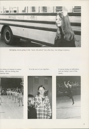 Page 11, 1972 Edition, Mayville High School - Rocket Yearbook (Mayville, WI) online yearbook collection