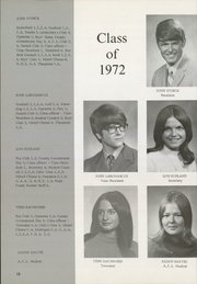 Page 14, 1972 Edition, Mayville High School - Rocket Yearbook (Mayville, WI) online yearbook collection